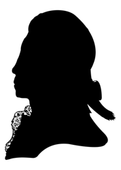 Silhouette James Hemmings_(No Frame)