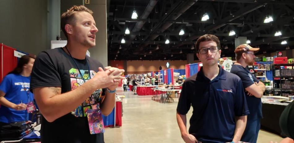 Kris and Lance 1